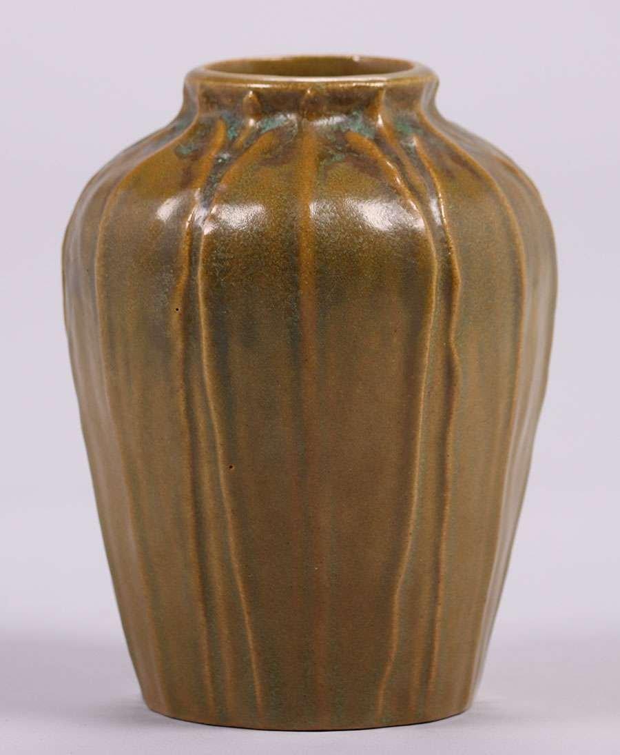 Chicago Crucible Vase