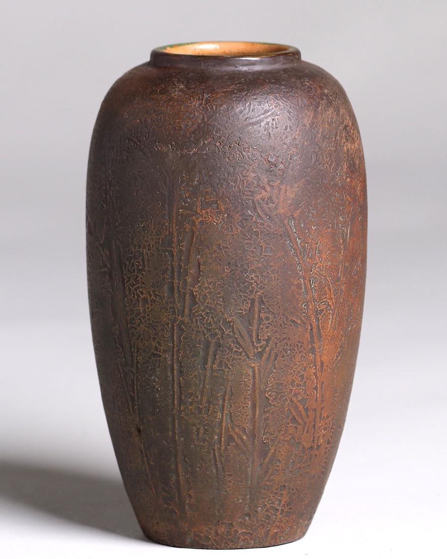 Markham Pottery Arabesque Vase