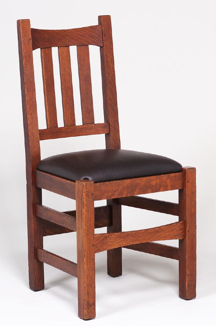 Stickley Brothers #379 1/2 Side Chair