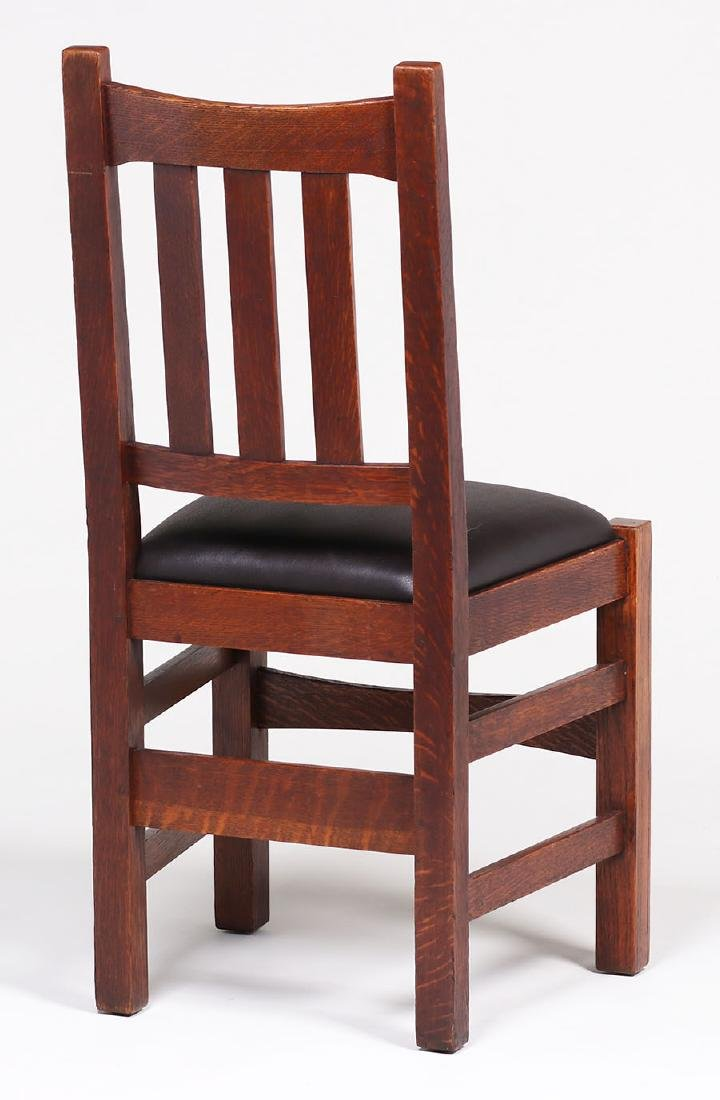 Stickley Brothers #379 1/2 Side Chair - 3
