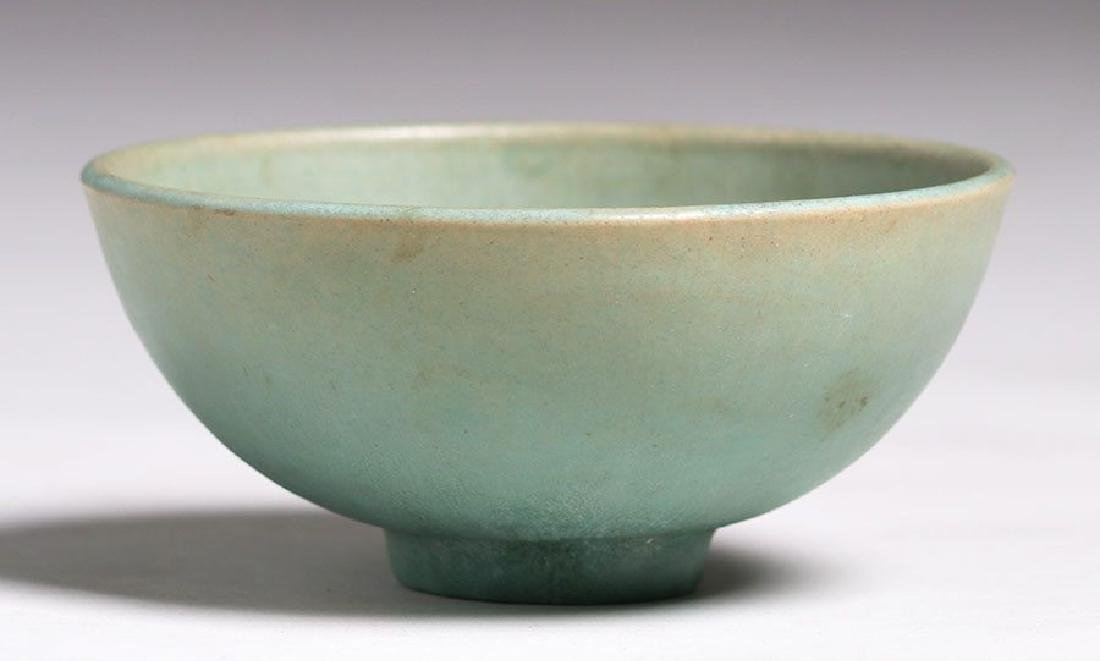 Early Van Briggle Bowl Made Between 1907-1912