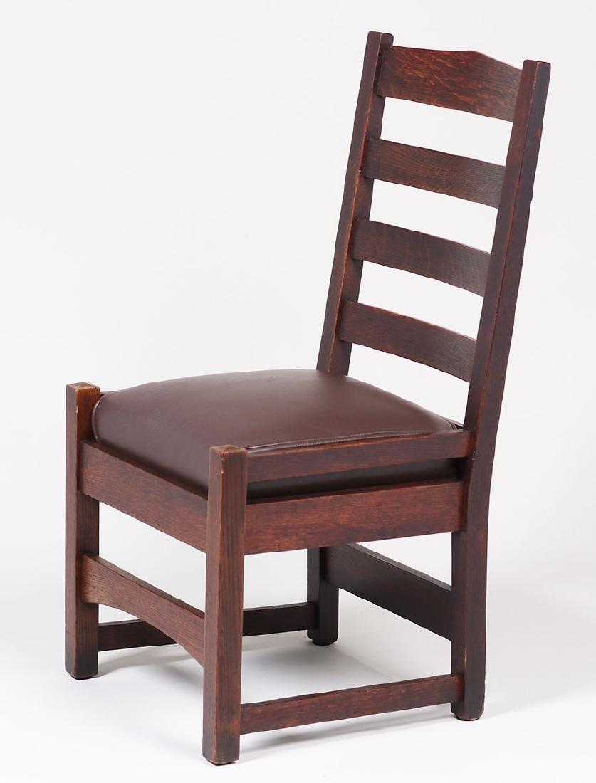 Gustav Stickley c1902 Side Chair
