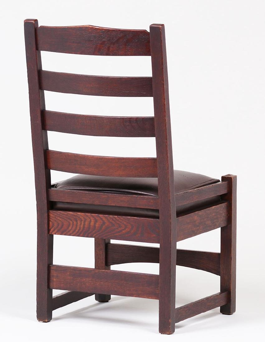 Gustav Stickley c1902 Side Chair - 2