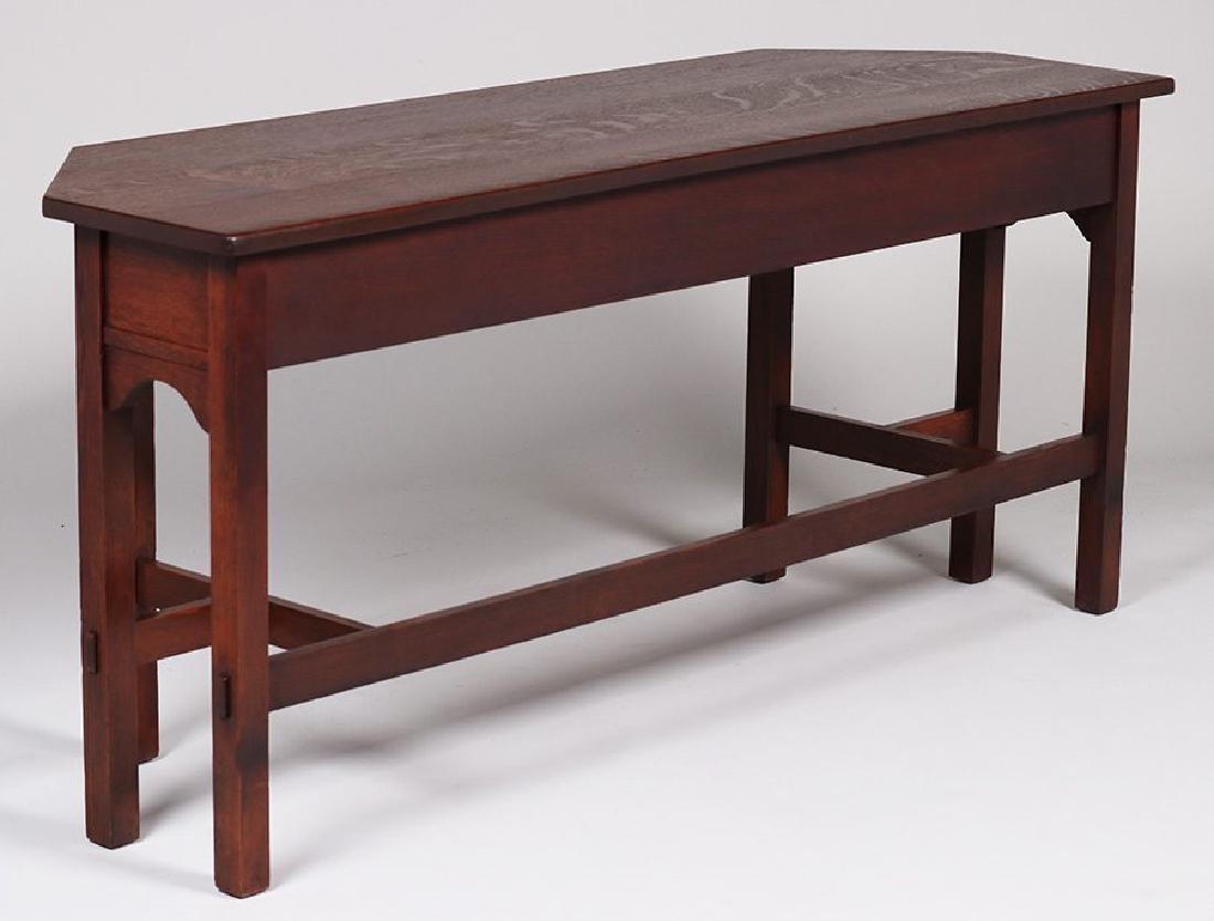 Limbert Two-drawer Sofa Table #1112 - 4