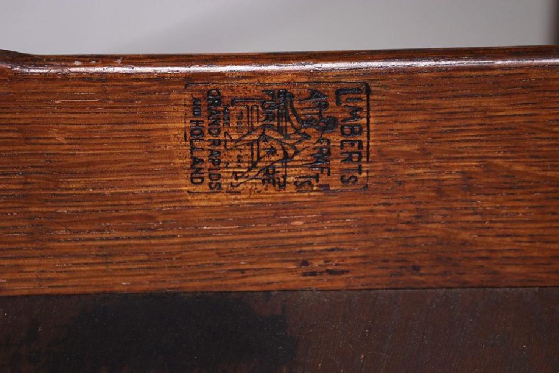 Limbert Two-drawer Sofa Table #1112 - 5