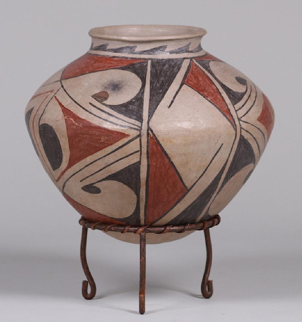 Large Pueblo Casa Grande Storage Jar - 4