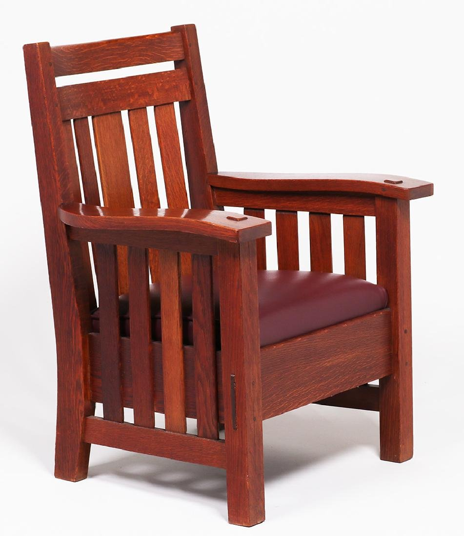 Harden Furniture Co Armchair (Match to lot 185)