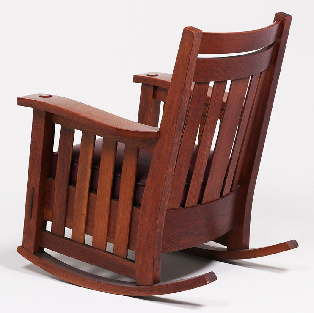 Harden Furniture Co Rocker (Match to Lot 184) - 2