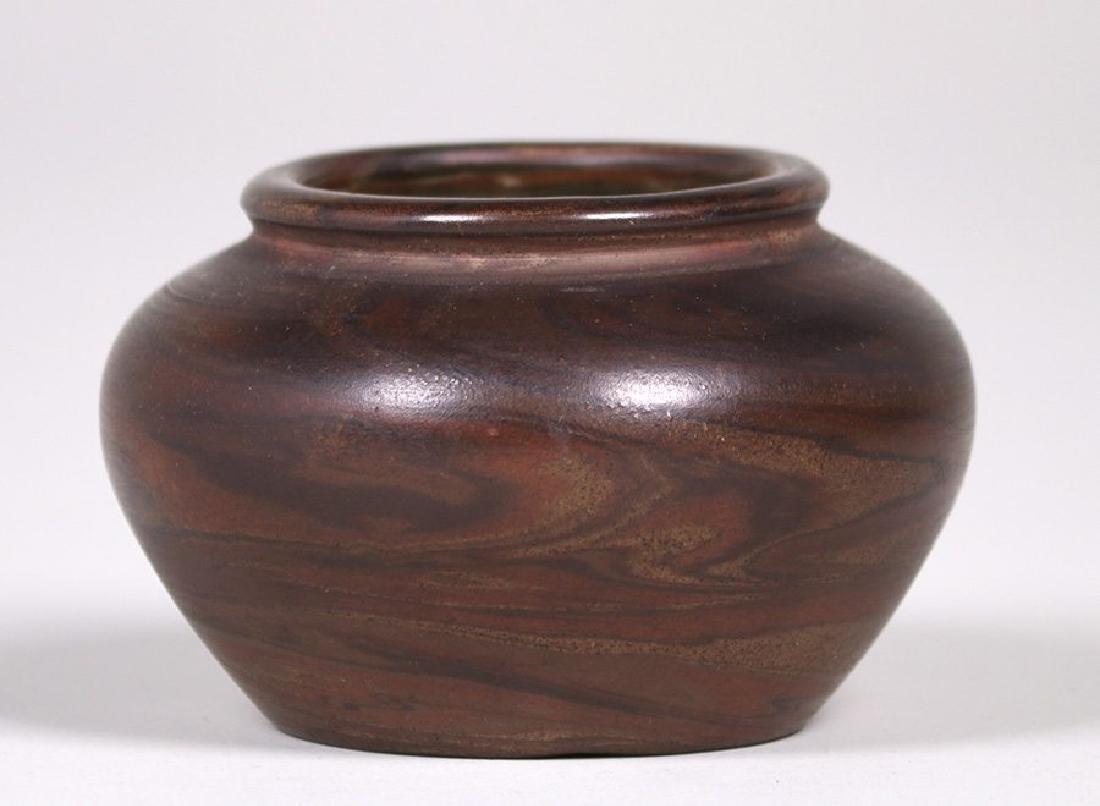 Early Niloak Mission Swirl Vase