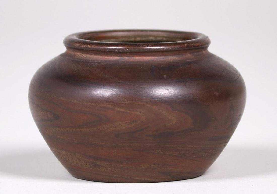 Early Niloak Mission Swirl Vase - 2