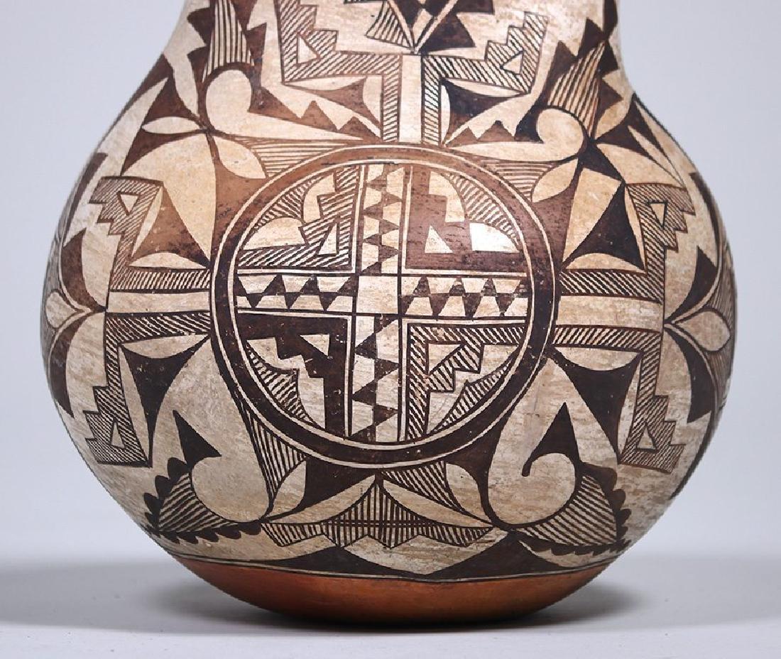 Acoma Pueblo Double Wedding Vase - 4