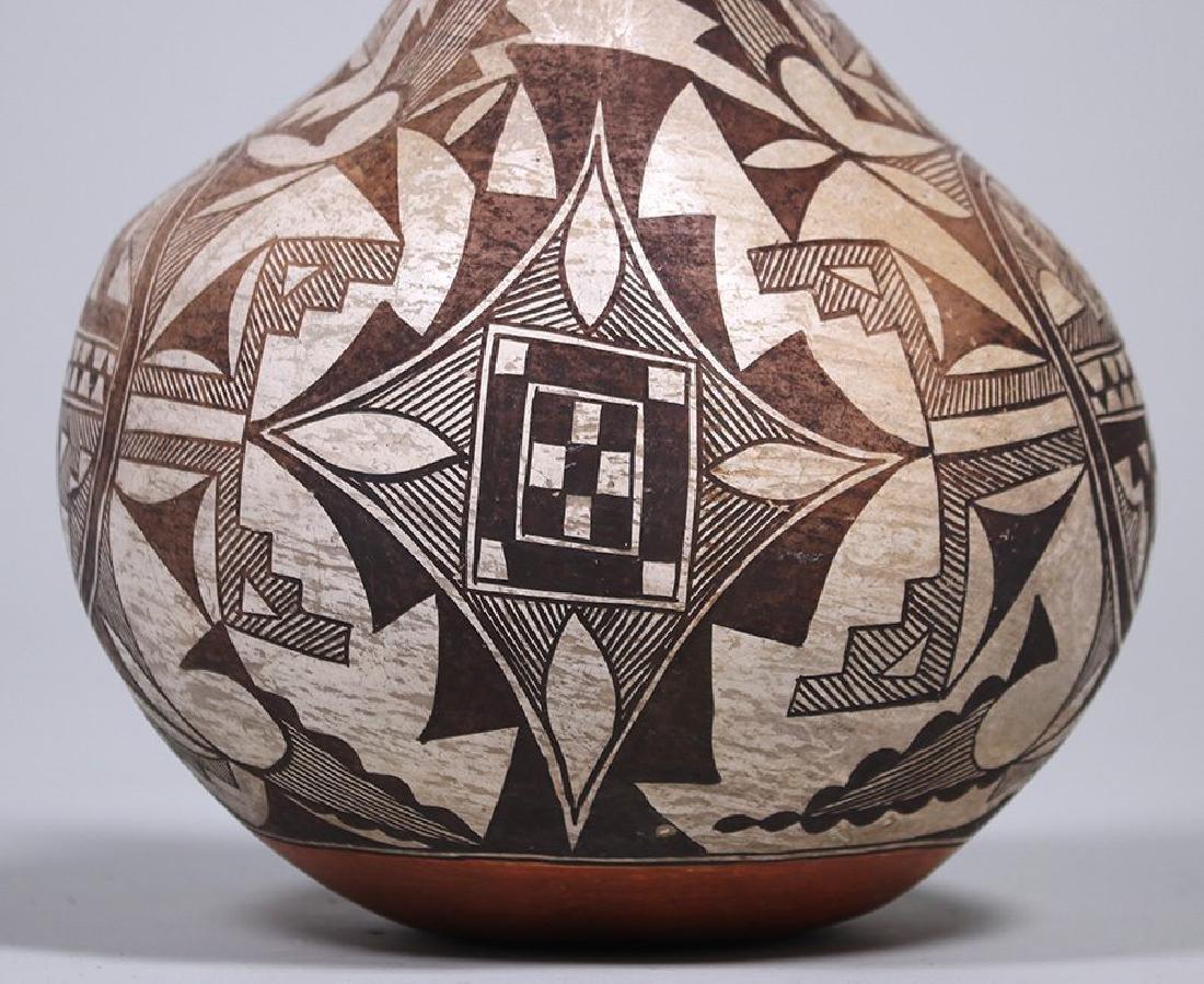 Acoma Pueblo Double Wedding Vase - 5