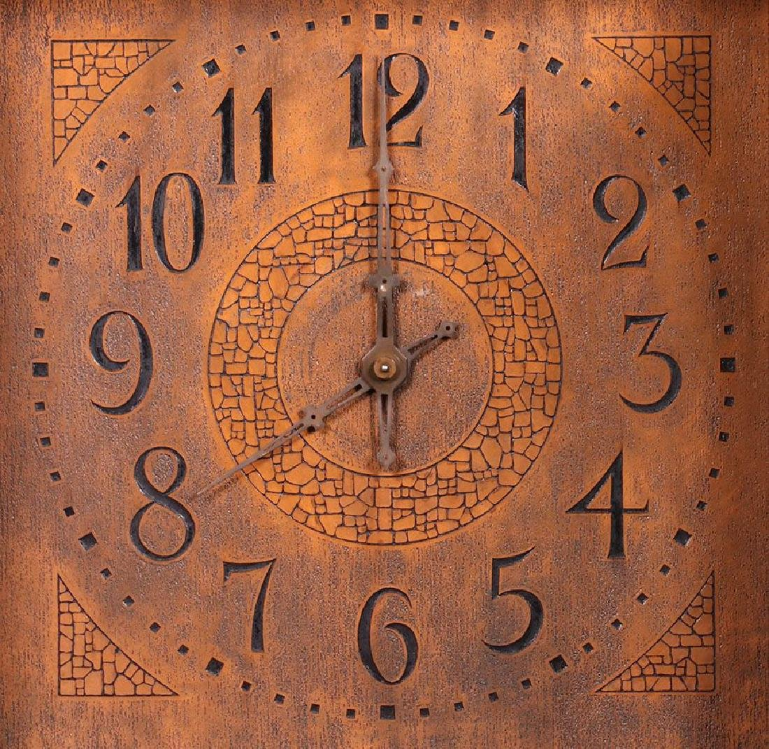 L&JG Stickley Grandfather Clock - 4