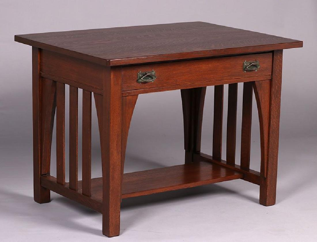 Limbert One-drawer Library Table