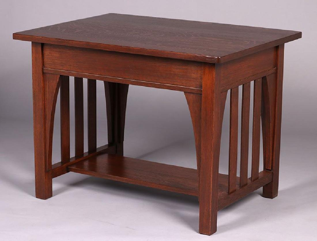 Limbert One-drawer Library Table - 2