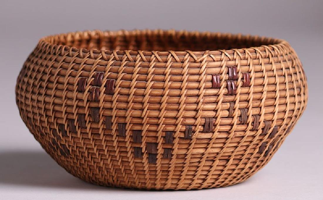 Native American Basket - Washoe Tribe