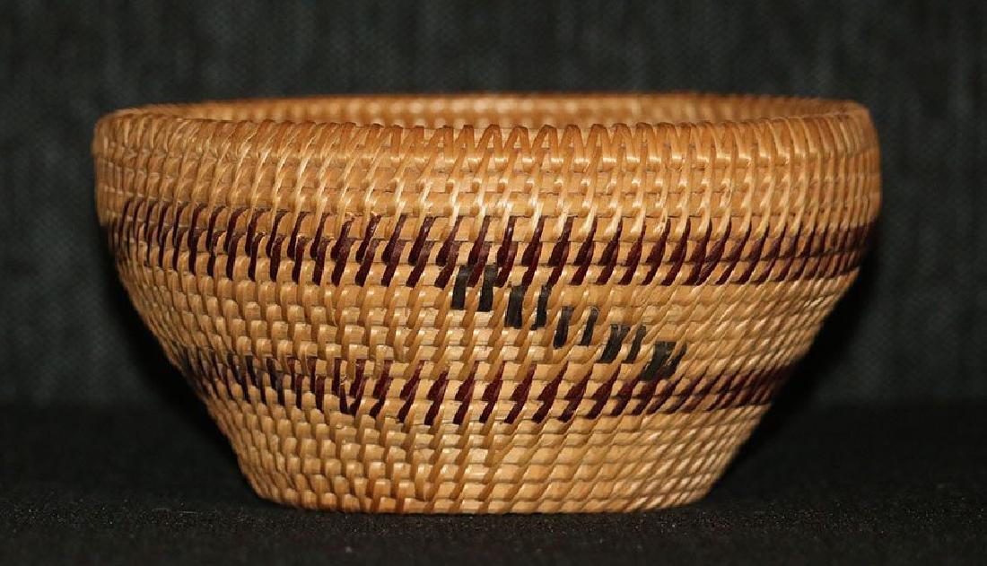 Native American basket - Washoe tribe
