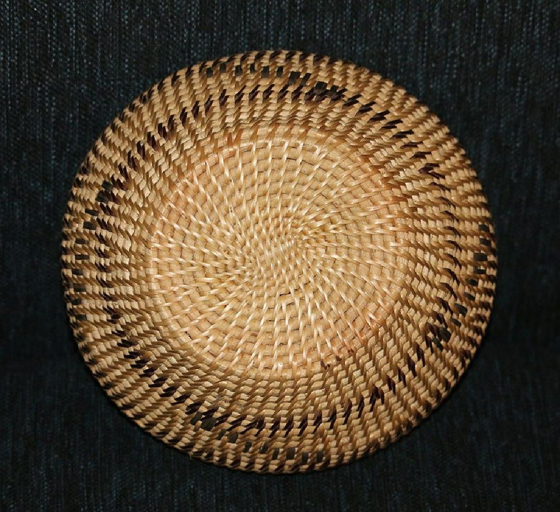 Native American basket - Washoe tribe - 3