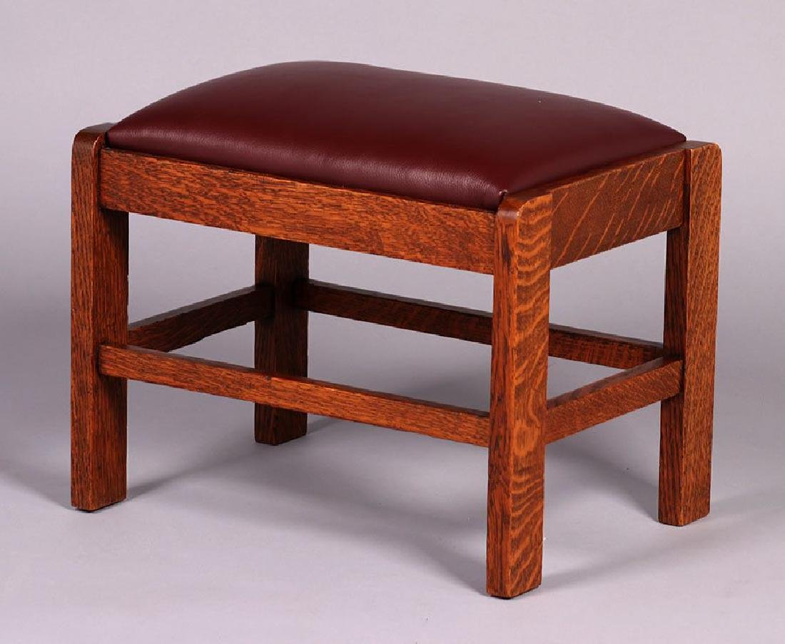Lifetime Furniture Co Puritan Footstool
