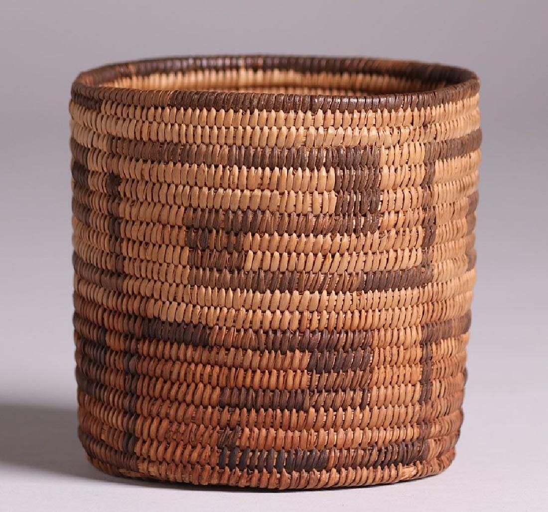 Native American Basket - Papago Tribe