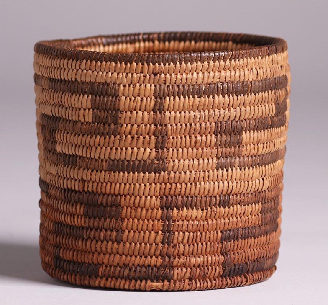 Native American Basket - Papago Tribe - 2