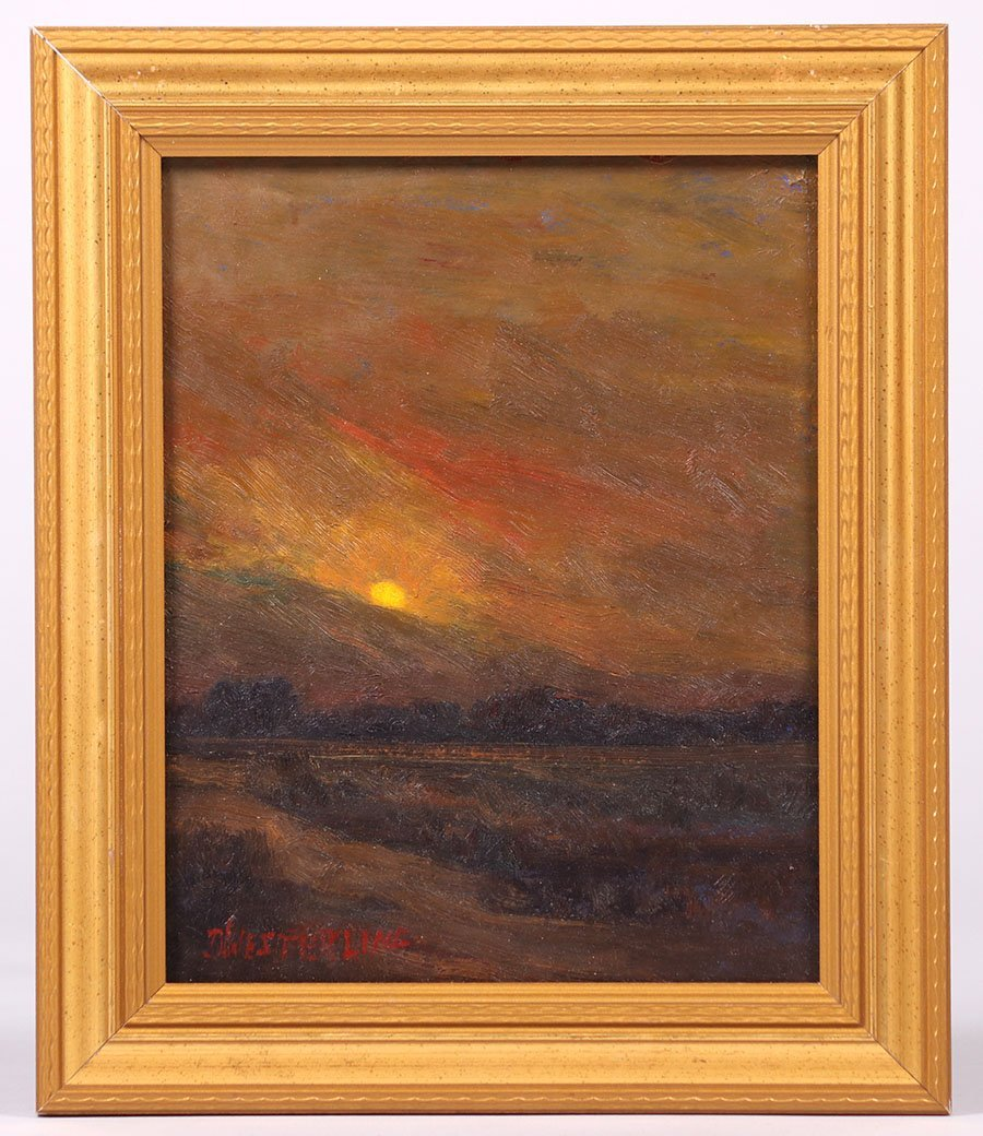 "Dennis Westerling Painting ""Light of California"" - 2"