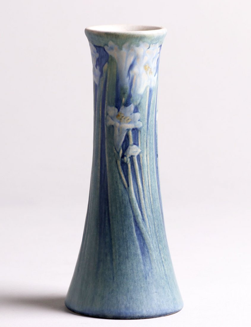 Newcomb College Vase by Anne Francis Simpson - 1917