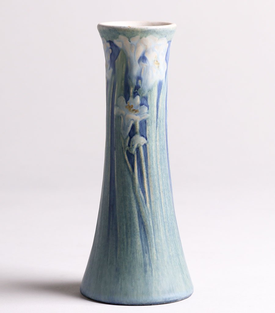 Newcomb College Vase by Anne Francis Simpson - 1917 - 2