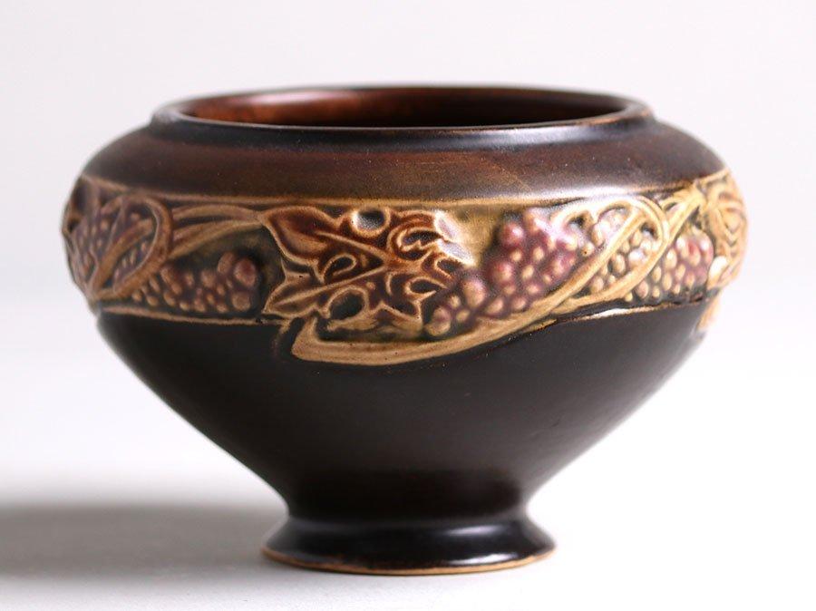 Roseville Rosecraft Panel Small Vase - 2