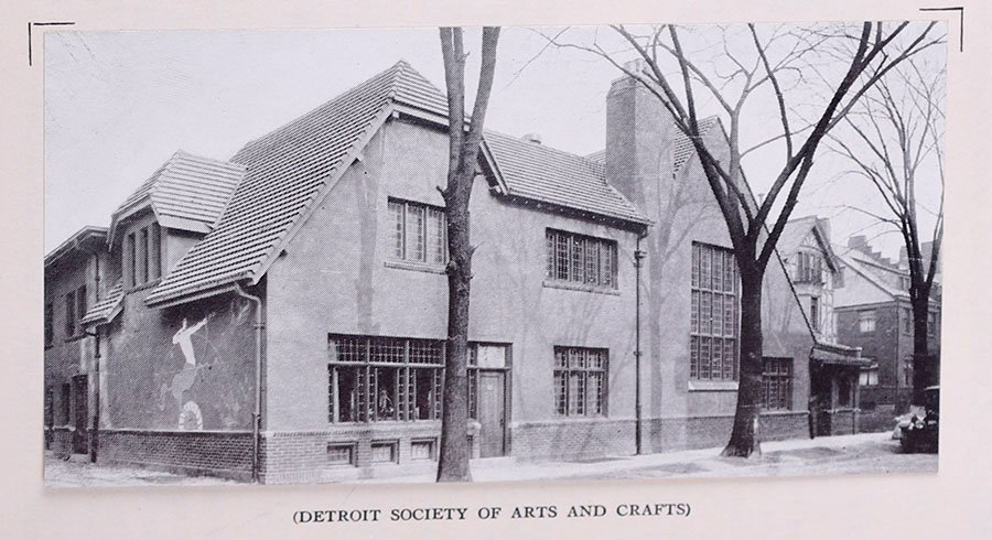 Art School of the Detroit Society of Arts & Crafts 1926 - 3