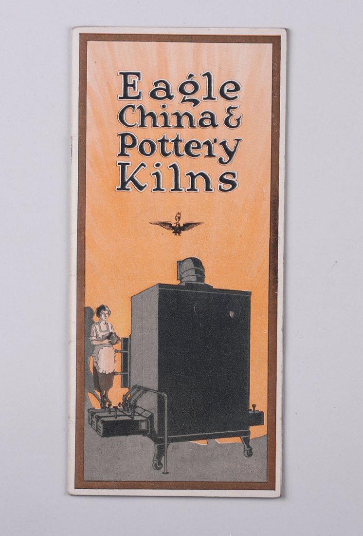 Lot of Kiln Supplies and Pottery-making Ephemera c1910s - 2