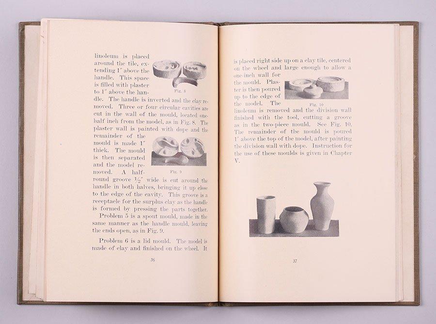 Lot of Kiln Supplies and Pottery-making Ephemera c1910s - 5