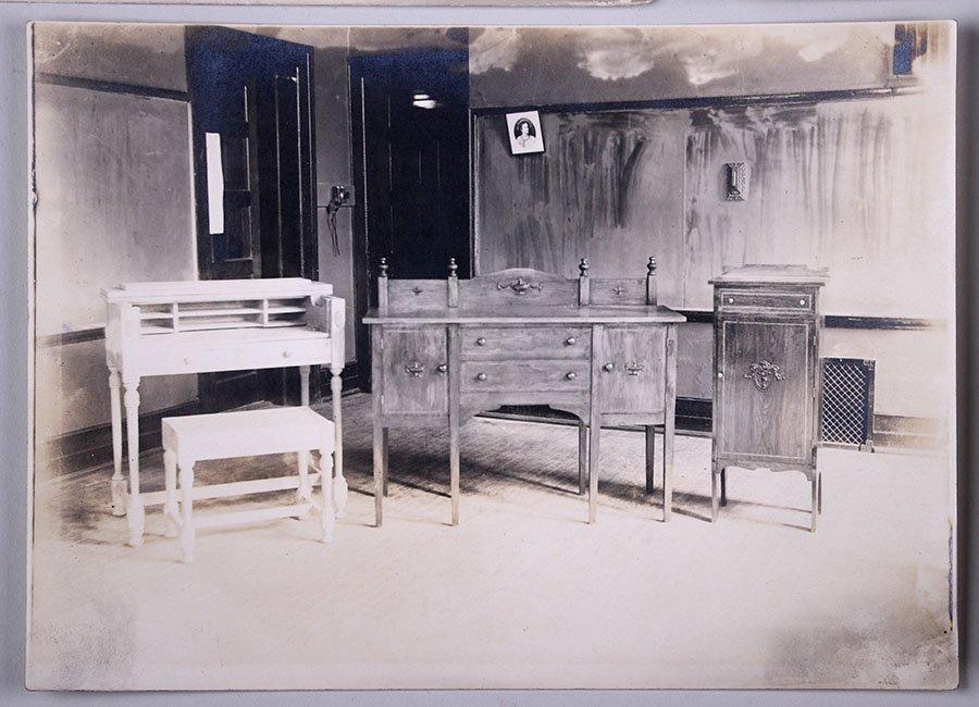 4 Photos of Furniture - Detroit Institute of Arts c1915 - 3