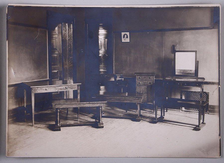4 Photos of Furniture - Detroit Institute of Arts c1915 - 4