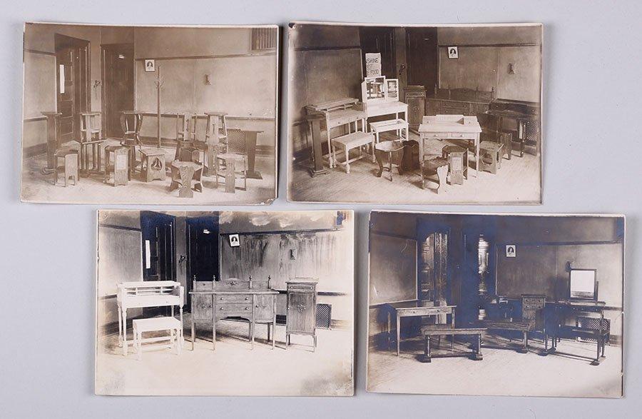 4 Photos of Furniture - Detroit Institute of Arts c1915 - 5
