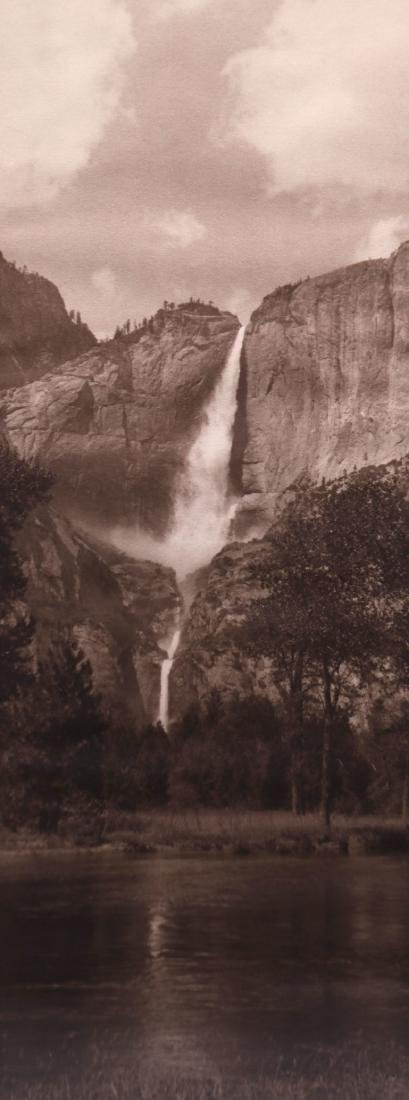 Antique Yosemite Falls Photo c1910