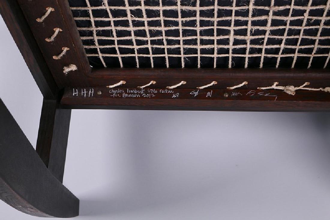 Contemporary Limbert Cutout Rocker - 5