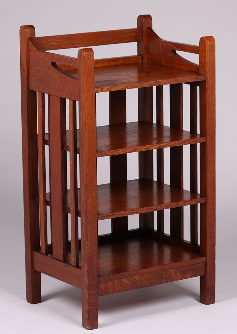 Stickley Brothers #4804 Magazine Stand