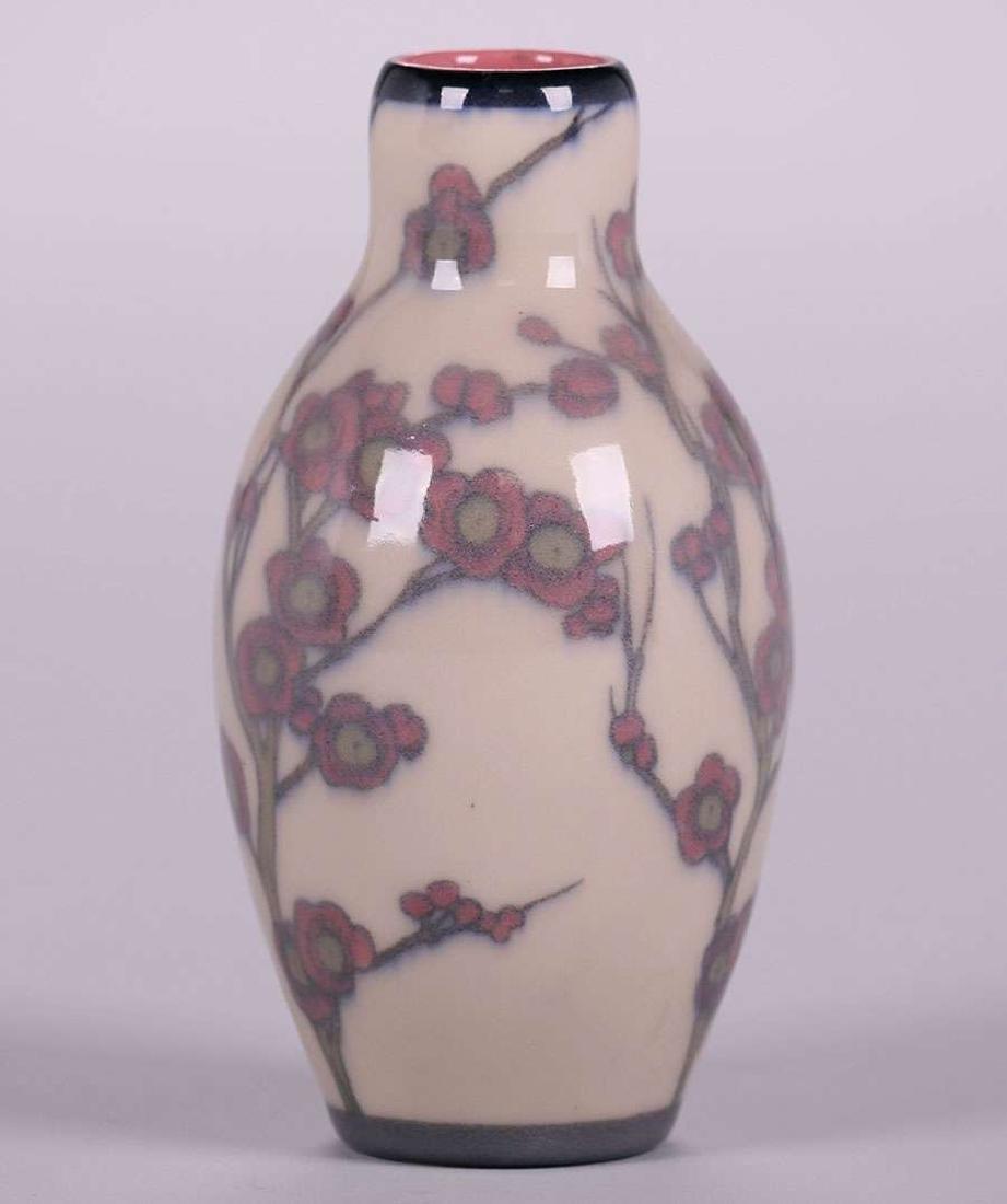Rookwood Jeweled Porcelain Vase
