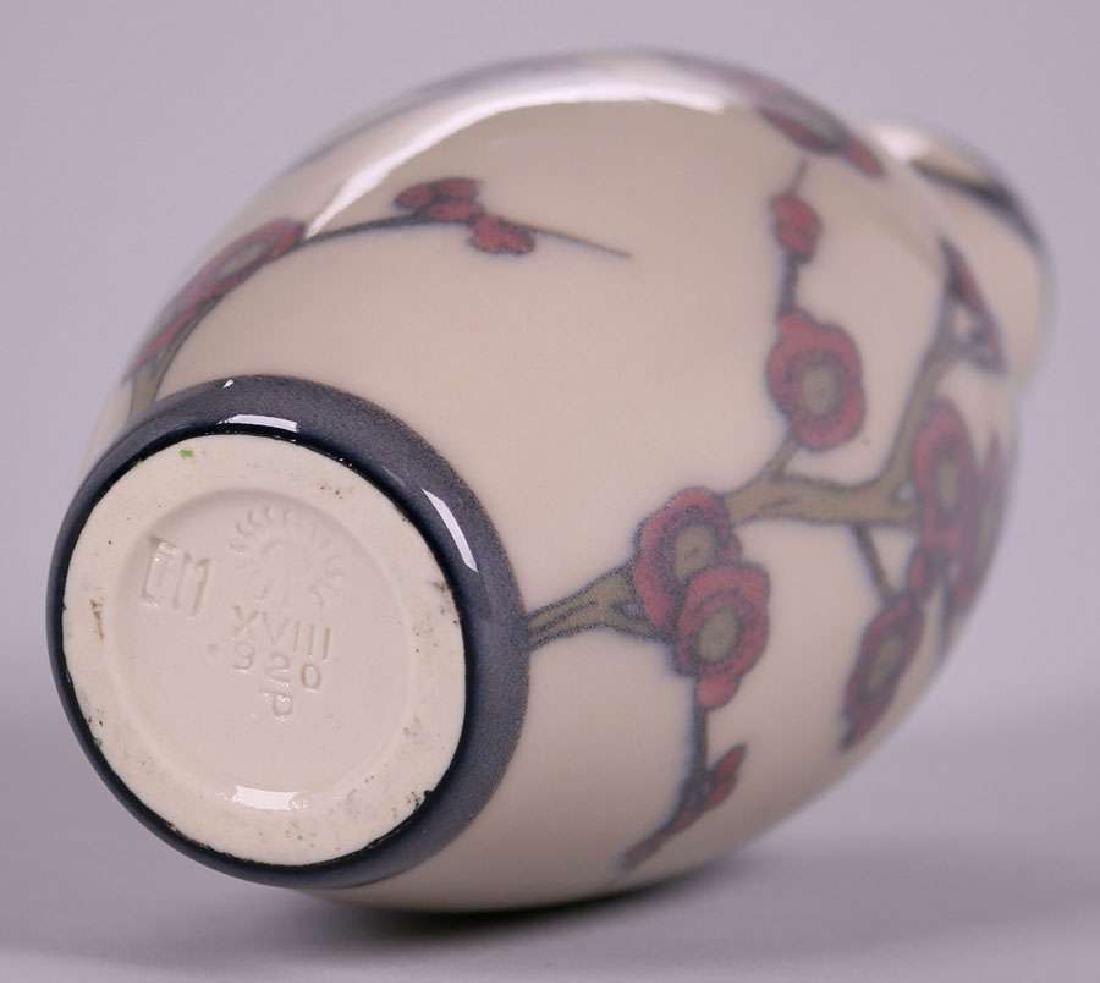 Rookwood Jeweled Porcelain Vase - 3