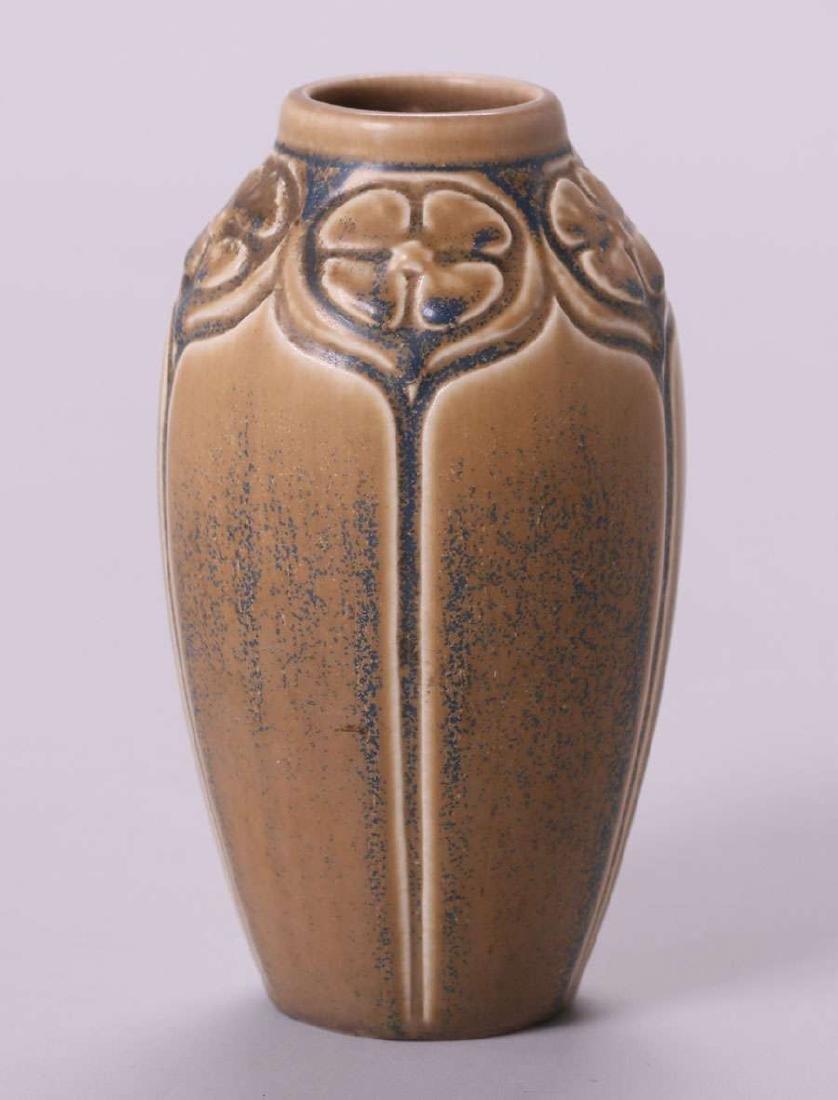 Rookwood Matte Brown Vase #2403 dated 1929