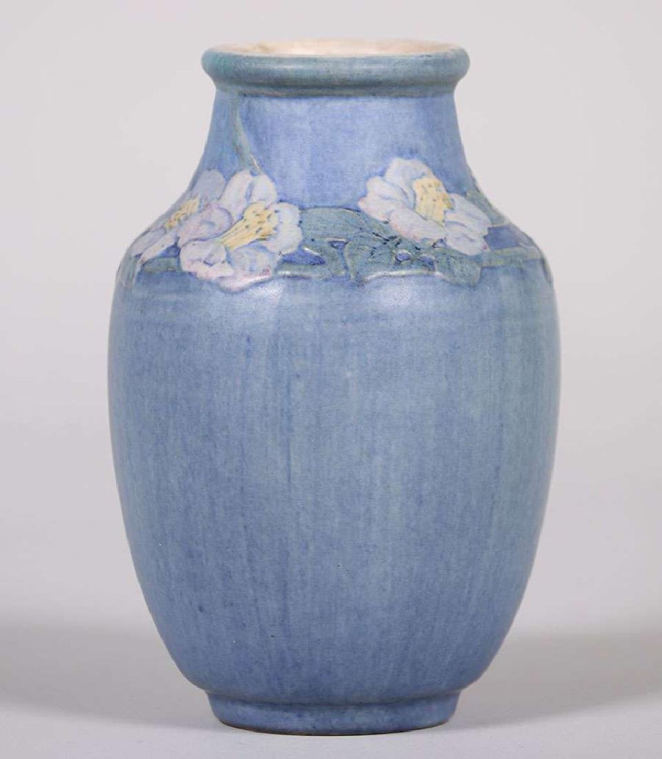 Newcomb College Floral Vase by Anne Frances Simpson - 2