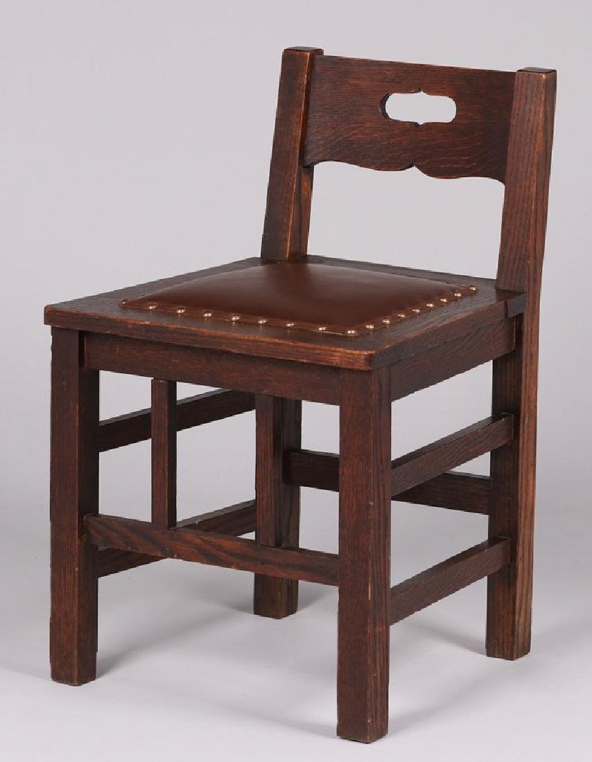 Stickley Brothers Vanity Side Chair