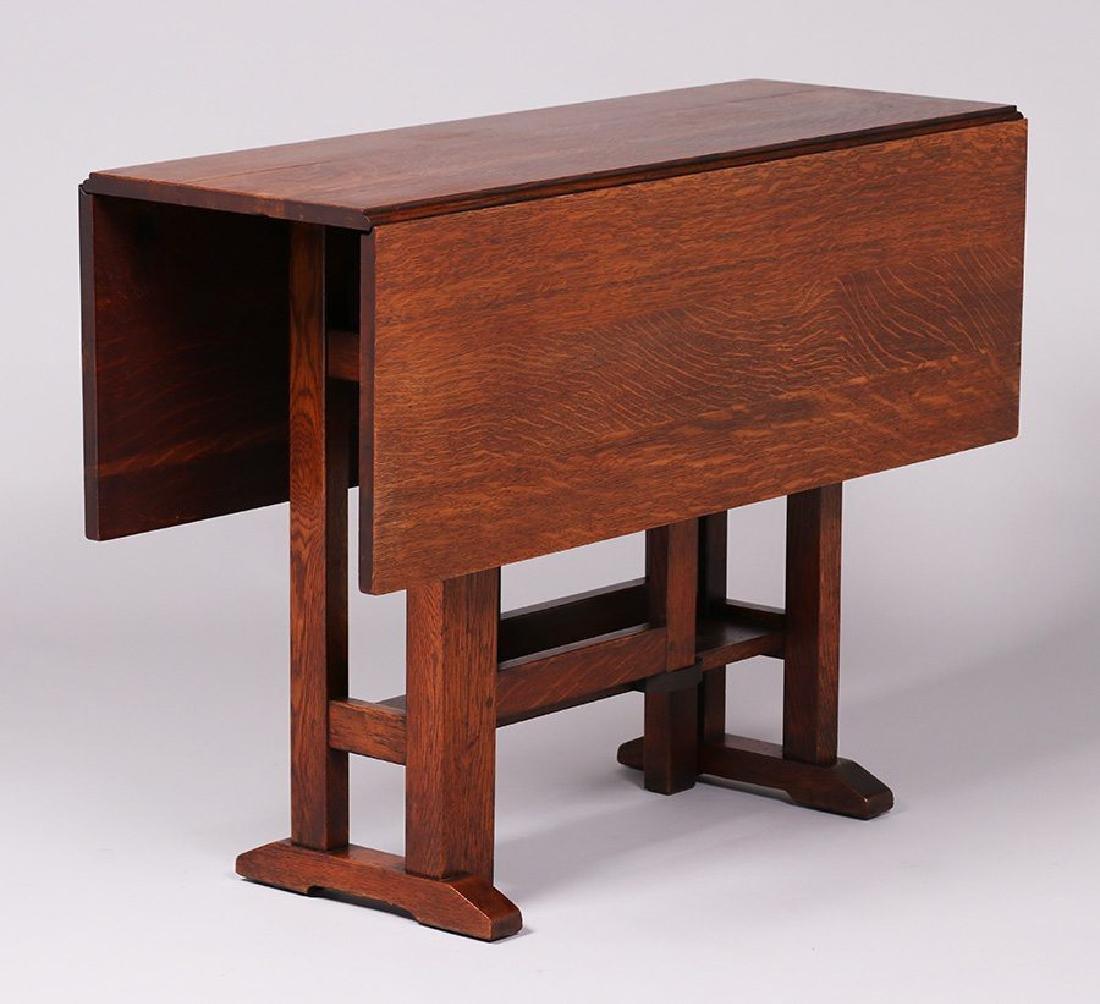 L&JG Stickley Gate-leg Table - 2