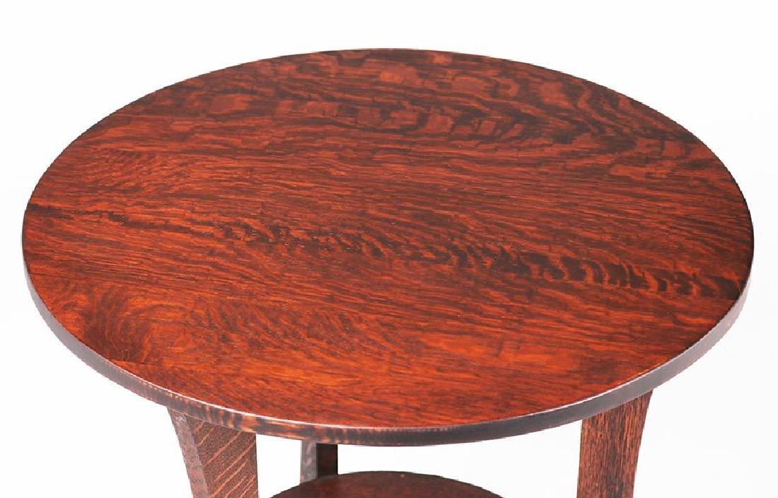 Grand Rapids Three-leg Lamp Table - 3