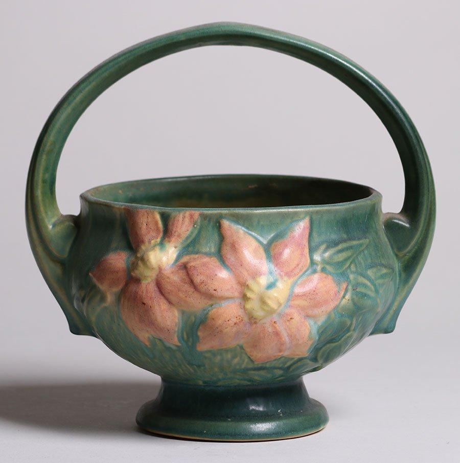Lot of 4 Roseville Vases - 2