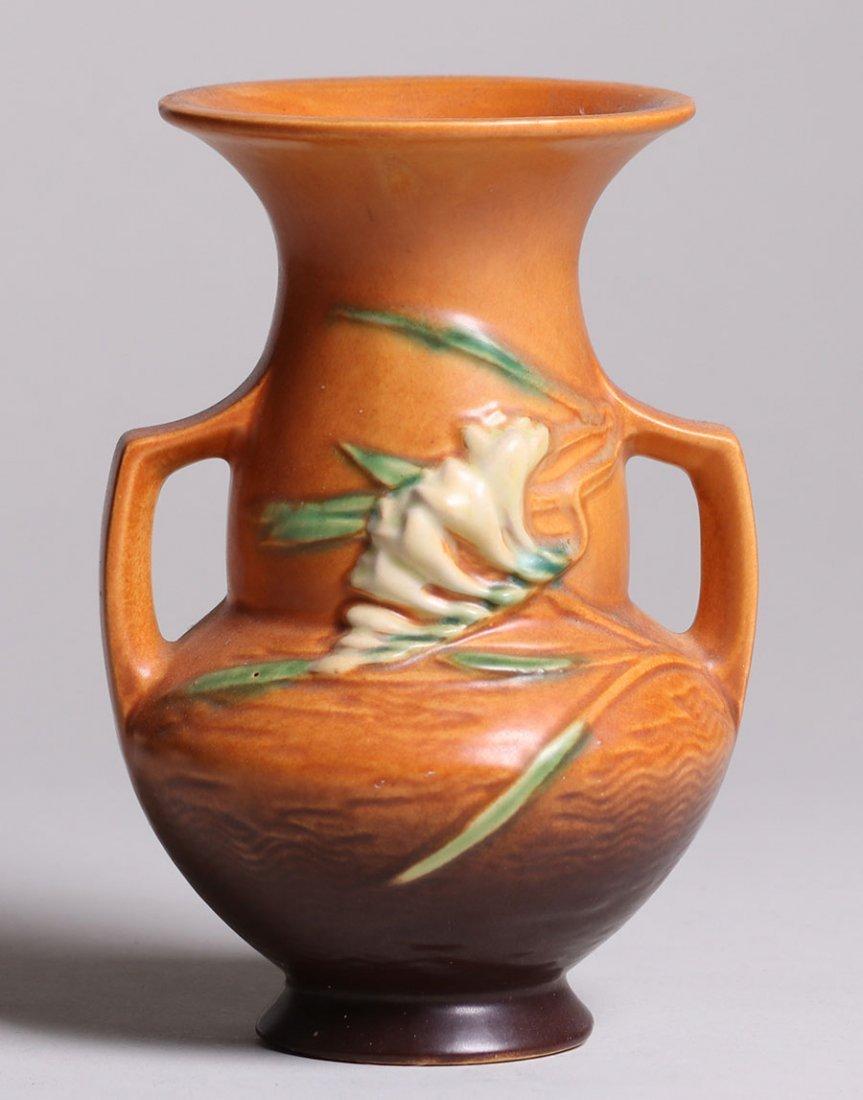 Lot of 4 Roseville Vases - 8