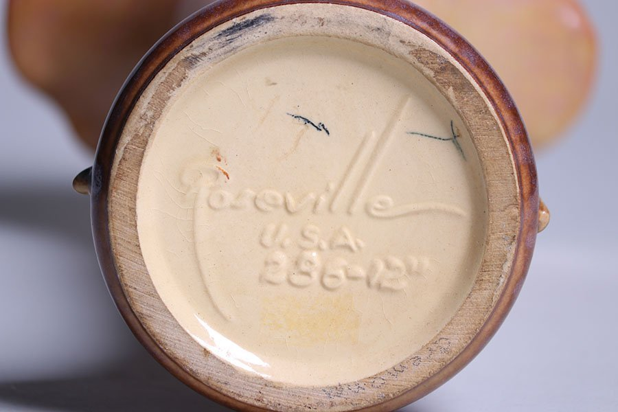 Lot of 4 Roseville Pieces - 3