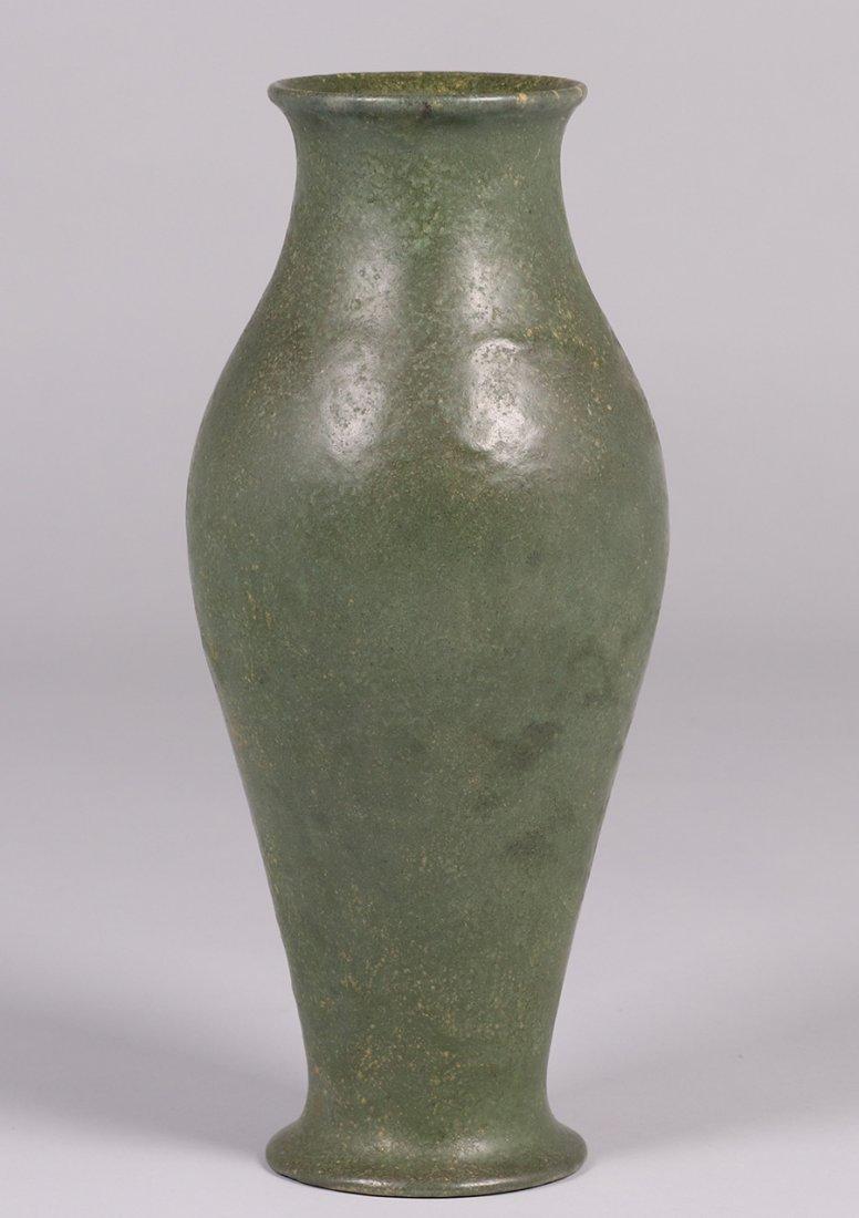 Volkmar Pottery Baluster-Shaped Vase - 2