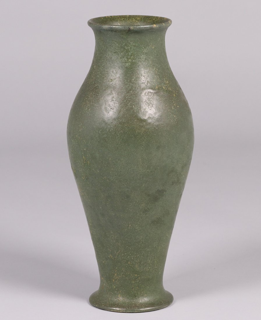 Volkmar Pottery Baluster-Shaped Vase - 3